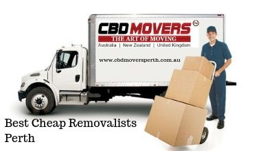 Best Cheap removalists perth