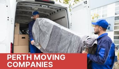 PERTH MOVING COMPANIES - cheap movers perth