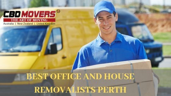 BEST OFFICE AND HOUSE REMOVALISTS PERTH