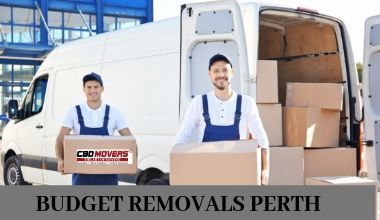 BUDGET REMOVALS PERTH