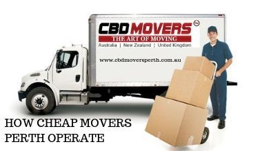 HOW CHEAP MOVERS PERTH OPERATE