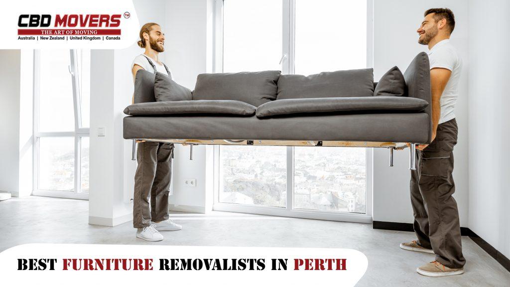 furniture removals perth