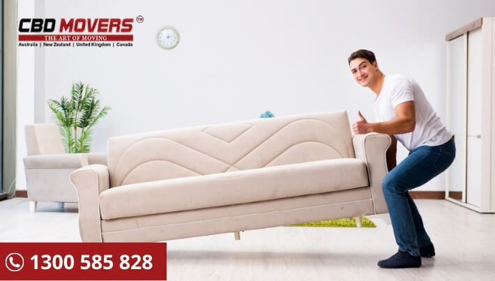 heavy furniture removals Perth