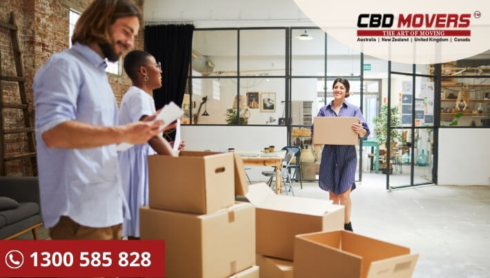office removalists perth